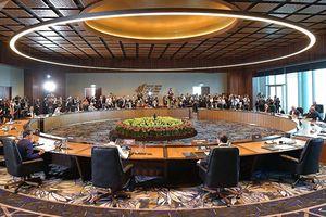 Hội nghị APEC 2018 cho thấy sự phân rã trong quan hệ Mỹ-Trung