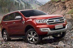 Giá lăn bánh bộ đôi Ford Everest Ambiente vừa ra mắt
