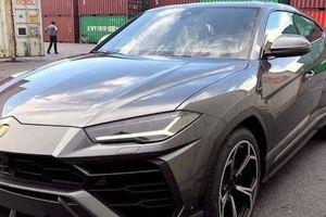 Chiếc Lamborghini Urus bất ngờ xuất hiện Nha Trang