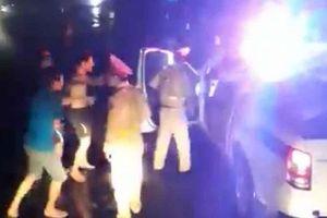 Cảnh sát giao thông bị tố đánh nhau với tài xế: Clip không phản ảnh đúng bản chất sự việc