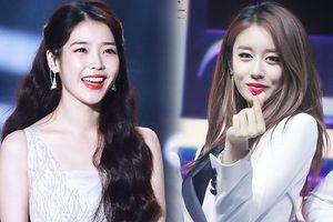Jiyeon (T-ARA) xuất hiện trong concert của IU: Còn ai dám nói tình bạn của họ đã rạn nứt?