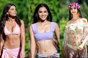 Chỉ mặc áo tắm đã 'át vía' cả dàn thí sinh Miss World, Việt Nam chắc chỉ có Tiểu Vy