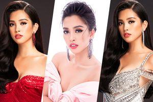 Tiểu Vy tung loạt váy thi Miss World cùng thần thái 'nữ hoàng': Bạn chọn màu nào cho người đẹp Việt Nam?