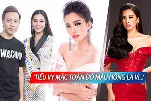 Stylist Mạch Huy: 'Tiểu Vy không lấy lòng bà chủ tịch Miss World mà chọn toàn váy hồng vì…'