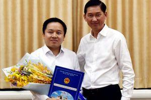 Bổ nhiệm ông Từ Lương giữ chức Phó giám đốc Sở Thông tin và Truyền thông TP. HCM