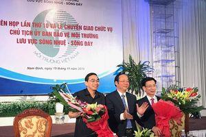 Chuyển giao Chủ tịch Ủy ban bảo vệ môi trường lưu vực sông Nhuệ – sông Đáy
