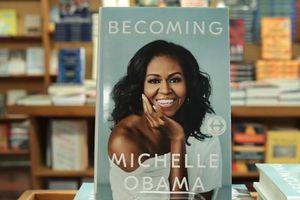 First News được chọn xuất bản hồi ký của bà Michelle Obama tại Việt Nam