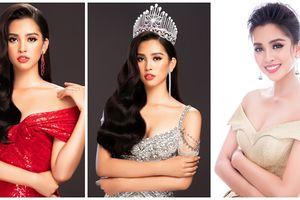 Miss World 2018: Lộ trang phục tham gia phần thi dạ hội - Hoa hậu Tiểu Vy khoe vẻ đẹp sắc sảo