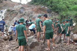 Khánh Hòa: Số người chết và mất tích do mưa lũ tăng lên 17 người