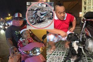 Bị coi khinh vì đi xe máy cà tàng, diễn viên Hiếu Hiền đáp trả cực thâm thúy