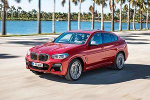 'Cận cảnh' BMW X4 thế hệ mới sắp bán ra tại Việt Nam