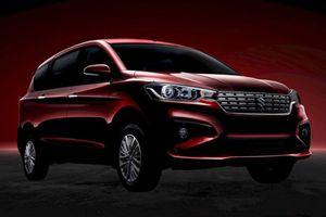 Xe giá rẻ Suzuki Ertiga 2018 lộ diện trước ngày ra mắt chính thức