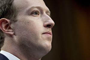 Tài sản ông chủ Facebook sụt 31 tỷ USD trong 4 tháng