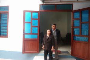 Gia đình thương binh Trần Công Tính đã có nhà mới