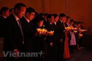 Lễ tưởng niệm nạn nhân tử vong do tai nạn giao thông
