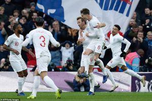 Kết quả UEFA Nations League ngày 19/11: Anh, Thụy Sĩ vào bán kết
