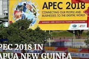 Chưa tháo gỡ được bất đồng, APEC 2018 không thể ra Tuyên bố chung