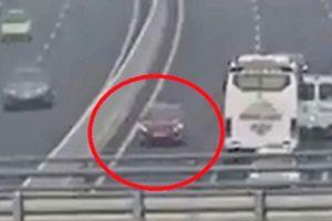 Cung cấp thông tin để xử lý nghiêm các trường hợp vi phạm Luật giao thông trên đường cao tốc