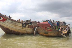 Nổ súng vây bắt cát tặc trên sông Đồng Nai