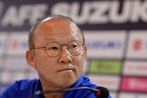 HLV Park Hang-seo từ chối tiết lộ đội hình thi đấu với Myamar