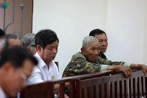 Xét xử phúc thẩm vụ oán oan 40 năm ở Tây Ninh: Tòa tuyên y án sơ thẩm
