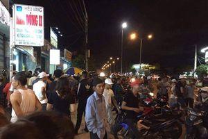 Thanh niên cầm búa xông vào cướp tiệm vàng ở Quảng Nam