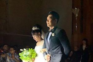 Trương Nam Thành tổ chức lễ cưới với doanh nhân hơn tuổi ở Hà Nội
