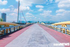 Cây cầu lâu đời nhất nối đôi bờ sông Hàn được ông Nguyễn Bá Thanh biến thành cầu đi bộ