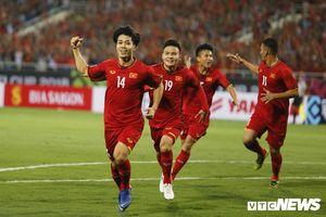 Xem trực tiếp Myanmar vs Việt Nam trên VTC: Thầy trò Park Hang Seo hướng tới ngôi đầu