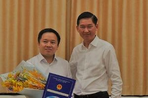 Sở Thông tin - Truyền thông TP.HCM có Phó giám đốc mới