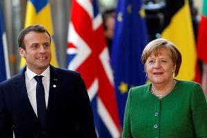 Trụ cột của giấc mơ châu Âu