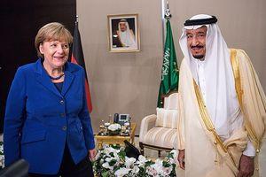 Đức ngừng bán toàn bộ vũ khí cho Saudi Arabia