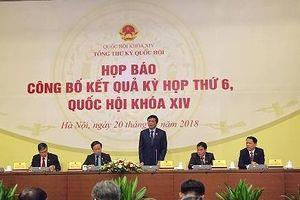Tổng Thư ký Quốc hội: Đại biểu Lưu Bình Nhưỡng đã tiếp thu sau khi thông tin thiếu chính xác về ngành Công an