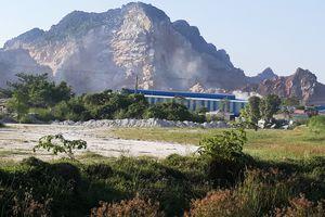 Đông Hưng - Thanh Hóa: Cụm công nghiệp núi Vức gây ô nhiễm môi trường