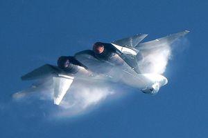Nga lần đầu công bố video thử nghiệm Su-57 tại Syria