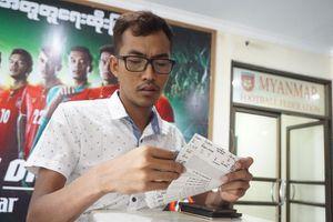 Myanmar cảnh báo người hâm mộ Việt Nam trước trận tranh ngôi đầu bảng