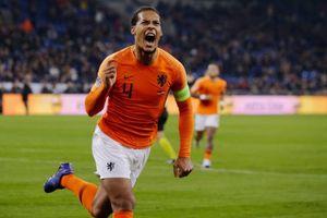 Hà Lan vào bán kết Nations League sau trận đấu ấn tượng trước Đức