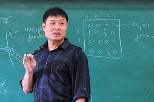 GS Vũ Hà Văn và câu chuyện về người thầy hạnh phúc