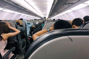 Trải nghiệm 'nhớ đời' trên chuyến bay VietJet