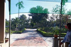 Xây dựng vườn chuẩn, khu cư dân mẫu NTM ở Hà Tĩnh: Cách làm hay của xã Thượng Lộc
