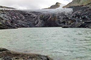 Sông băng Santa Isabel của Colombia có nguy cơ biến mất trong thập kỷ tới