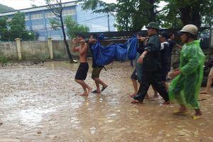 Đã có 17 người chết, 31 người bị thương do mưa lũ, sạt lở ở Khánh Hòa