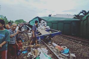 Khởi tố lái tàu vụ hai tàu 'đối đầu' nhau ở ga Núi Thành (Quảng Nam)