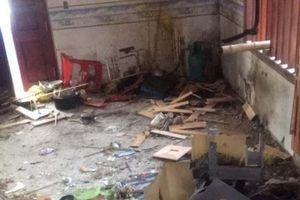 Nghệ An: Khởi tố đối tượng cài mìn kích nổ để trả thù