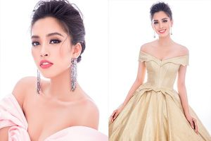 Những trang phục của Hoa hậu Tiểu Vy tại Miss World 2018 có sến như lời đồn?
