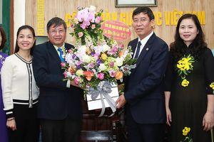 Phó Chủ tịch Thường trực Tổng LĐLĐVN Trần Thanh Hải: Công đoàn phải tham gia xây dựng hình ảnh đẹp về nhà giáo