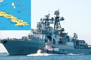 Tái lập căn cứ Cuba, Nga kề dao vào cổ Mỹ?