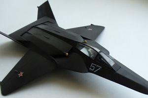 Tiêm kích thế hệ 6 MiG-37 gần giống F-117A Night Hawk Mỹ