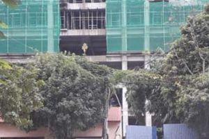 DA chung cư Đại Nam không phép: TPThái Nguyên làm ngơ cho sai phạm?