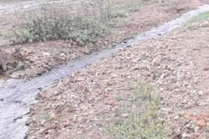 Thái Nguyên: Cty than làm đất đá lấp ruộng, hàng chục hộ dân khốn khổ